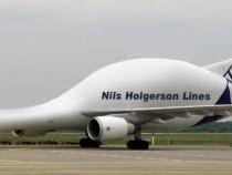 Y'a-t-il un avion pour le pilote ?