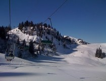 Ski, friends & sun