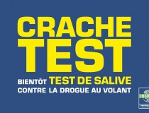 Crache test à la mode belge