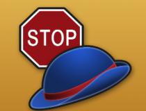 Stop pervenche !