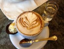 Cappuccino au Gran Caffè