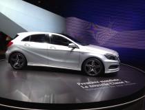 Salon de Genève 2012 Mercedes Classe A
