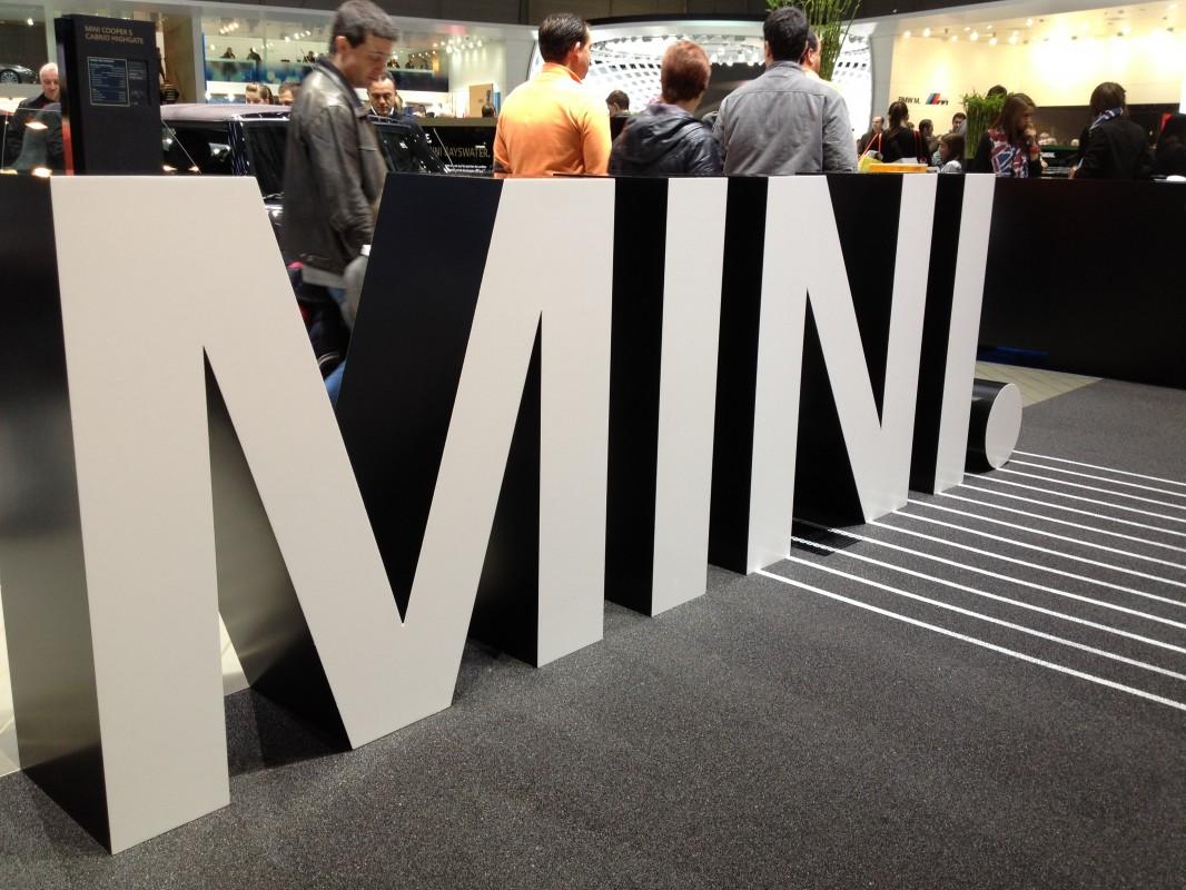Salon de Genève 2012 Mini