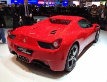 Salon de Genève 2012 Ferrari