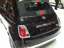 Salon de Genève 2012 Fiat 500 Gucci