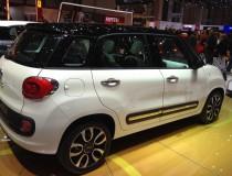 Salon de Genève 2012 Fiat 500L