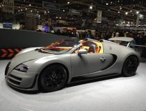Salon de Genève 2012 Bugatti