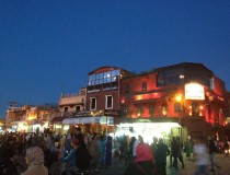 Marrakech Place Jemaa el Fnaa