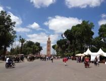 Correspondances marocaines (Marrakech #1)