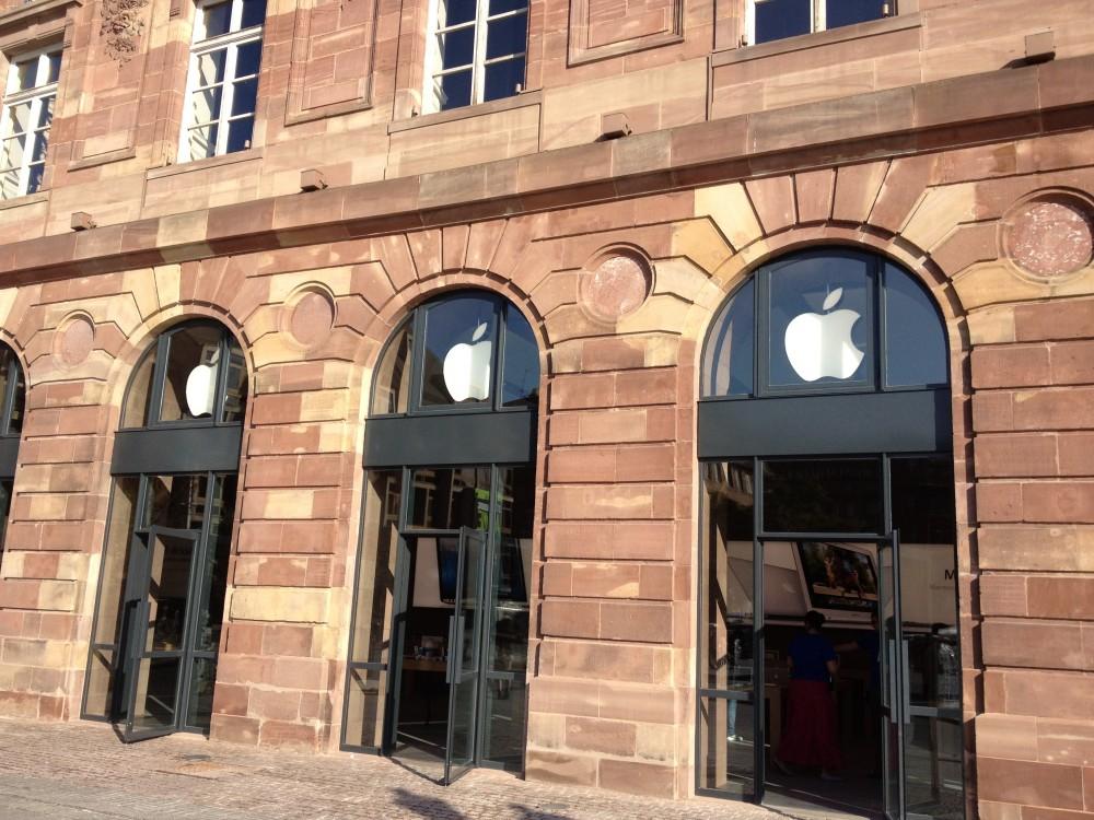 Apple Store Strasbourg