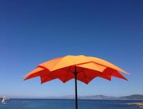 Parasol en Corse