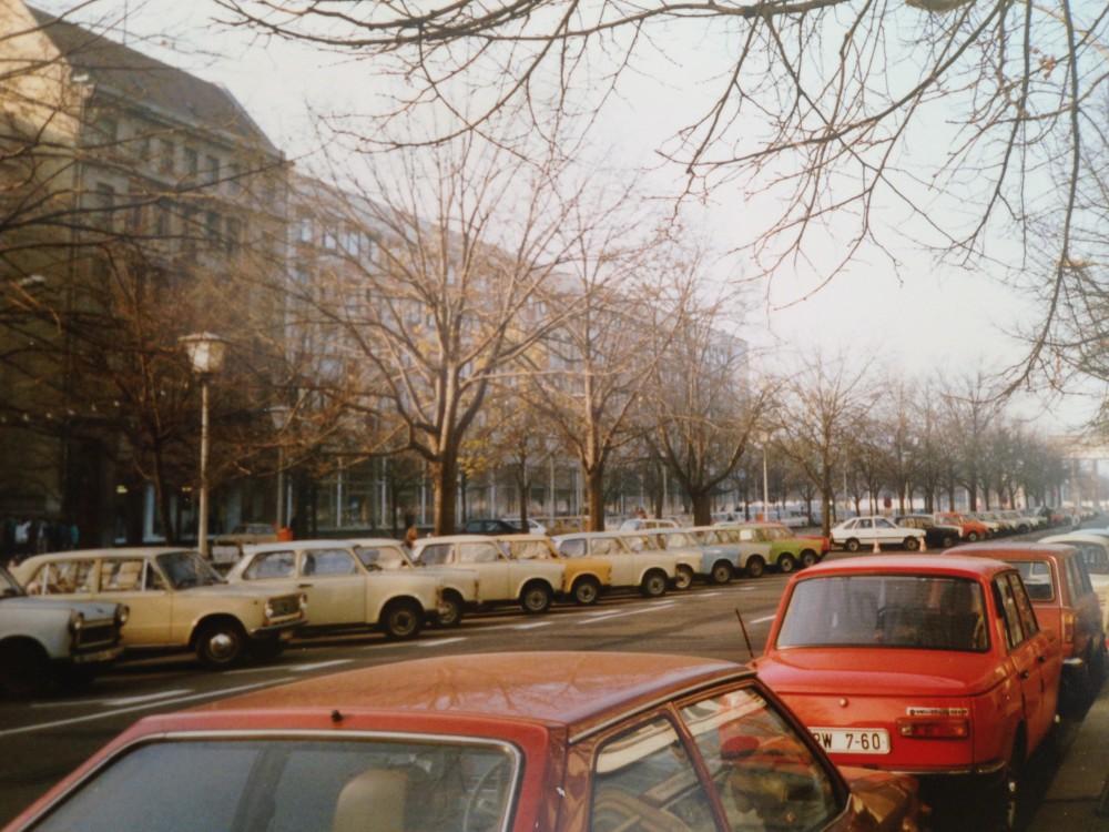 Unter den Linden 1988