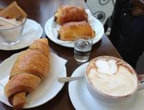 Cappuccino au Gran Caffe by Lady Pénélope