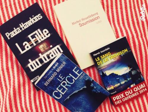 Summer books by Lady Pénélope