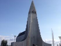 Église luthérienne d'Hallgrimur (Hallgrimskirkja)
