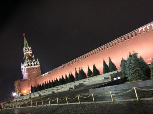 Kremlin et nécropole - Moscou