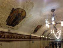 Métro de Moscou