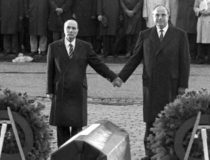 Le dernier (très long) voyage d'Helmut Kohl